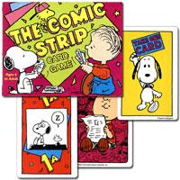 チャーリー・ブラウンの4コママンガゲーム