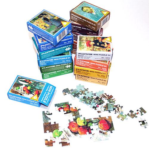 ミニジグソーパズル 印象派の巨匠