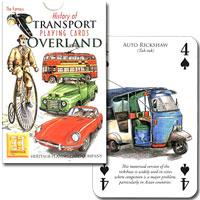 トランプ トランスポート・オーバーランド