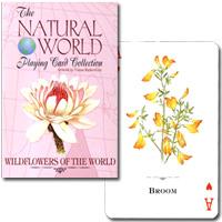 トランプ ナチュラル・ワールド 世界の花
