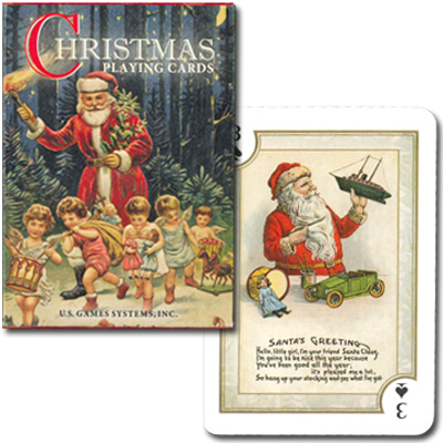クリスマス・トランプ