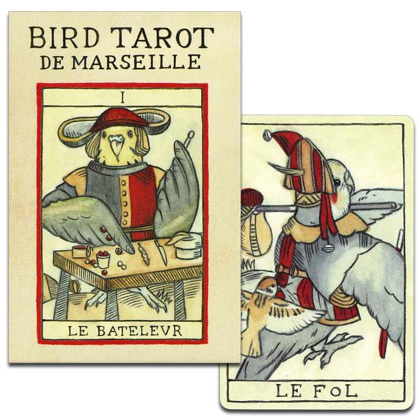 鳥マルセイユ・タロット
